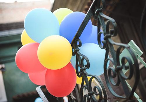 Borisov 1. rođendan