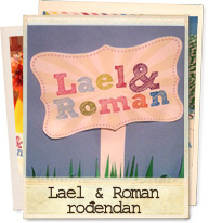 Rođendan Lael & Roman