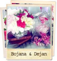 Venčanje Bojana Dejan