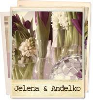 Venčanje Jelena Anđelko