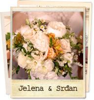 Venčanje Jelena Srđan
