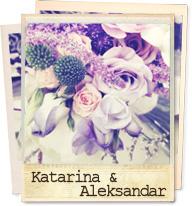 Venčanje Katarina Aleksandar
